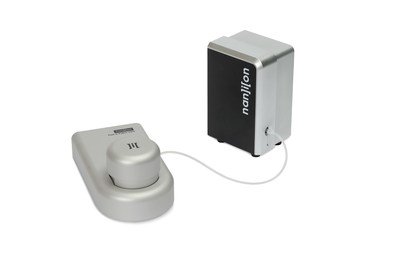 The Port-a-Patch mini is perfectly suited for teaching patch clamp technology and enabling efficient and rapid ion channel pharmacology and biophysical experiments. The instrument is comprised of a recording station with an integrated amplifier and a suction control unit. Connected to a computer via a USB connector, the Port-a-Patch mini is set up for experiments in a matter of minutes.