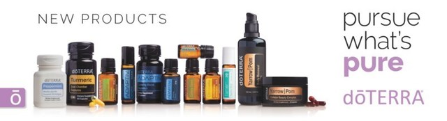 New doTERRA Products 2019