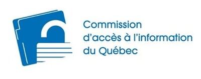 Logo : Commission d'accès à l'information (Groupe CNW/Commission d'accès à l'information)