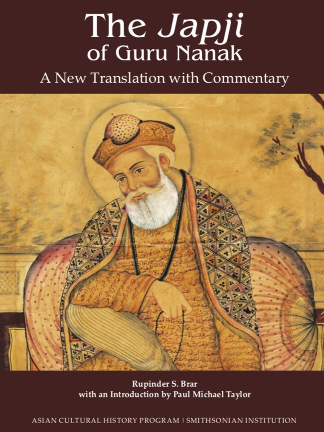 Smithsonian to Publish a book on the first Sikh Guru Nanak to commemorate his 550th anniversary