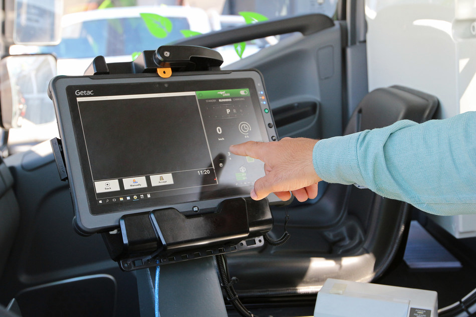 Getac Select combines pre-selected and configured rugged devices, software, accessories and services into a series of solutions optimised for specific industries and applications (PRNewsfoto/Getac)