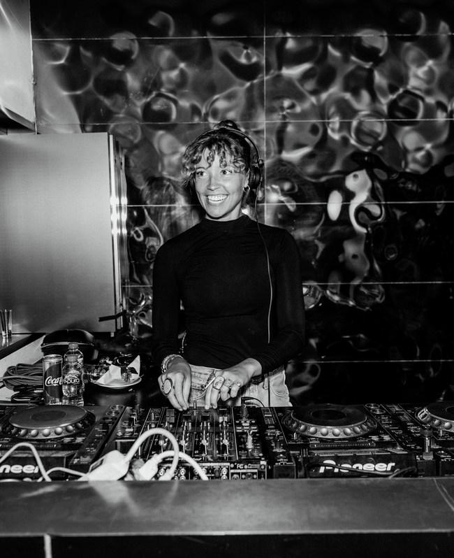 Leah Chisholm (AKA LP Giobbi), Music Director of North America for W Hotels