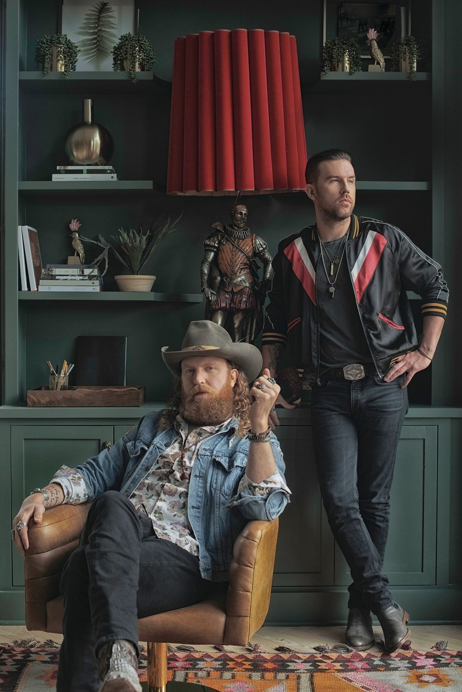Brothers Osborne will be honored with the ASCAP Vanguard Award at the 57th annual ASCAP Country Music Awards in downtown Nashville on November 11.