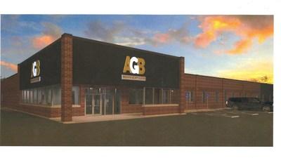 New AGB HQ