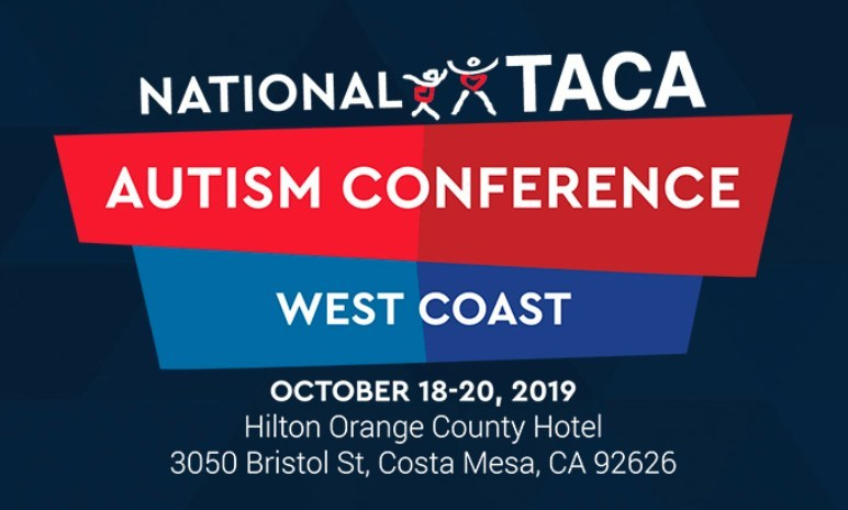 Join hundreds of parents and professionals to learn the latest in research, treatment options and therapies for individuals with autism. The National TACA Autism West Coast Conference will feature three days, and now four tracks of presentations to cover all aspects and levels of the autism journey.