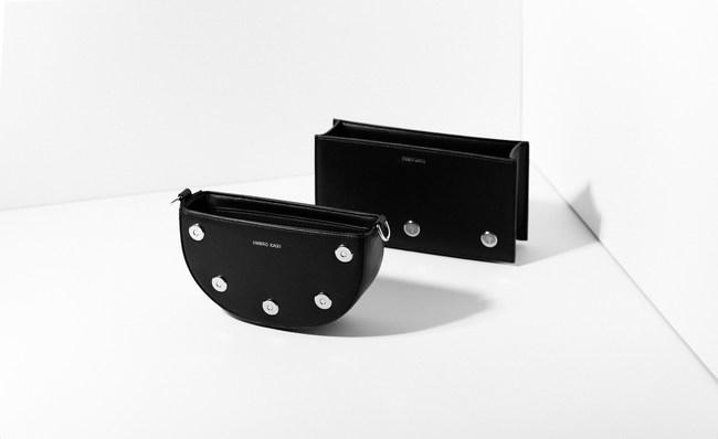 Interchangeable base bags: Luna & Maia