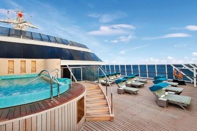 Oceania Cruises Debuts New Aquamar Spa + Vitality Center