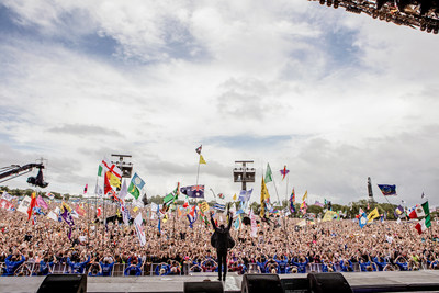 Lionel Richie at Glastonbury