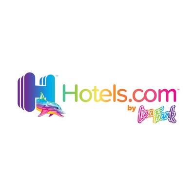 Hotels.com by Lisa Frank