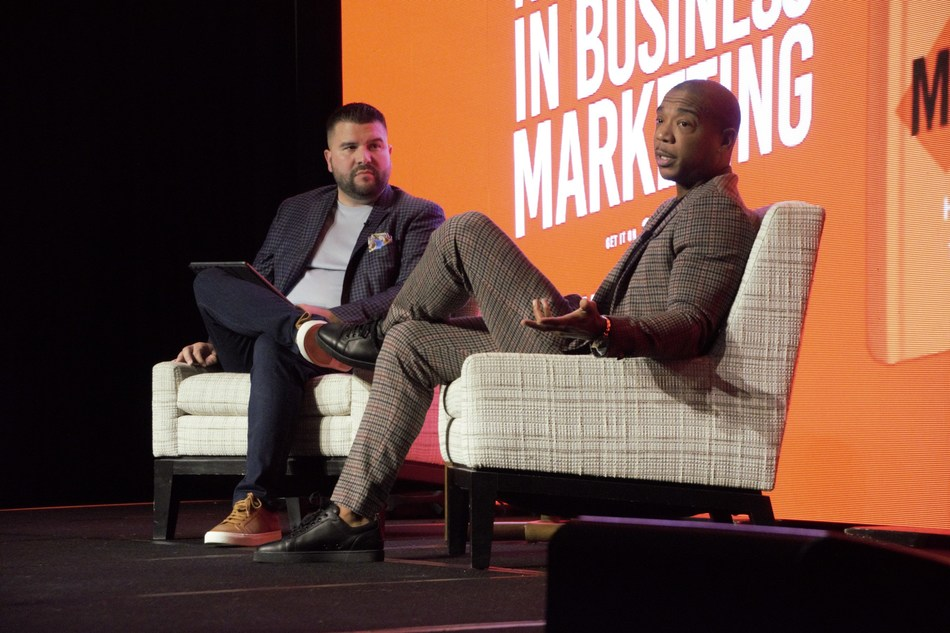JA RULE TALKS FYRE FESTIVAL AND NEW VENTURE AT THE 2019 ADAPTED DIGITAL MEDIA SUMMIT IN CLEVELAND HOSTED BY JMC BRANDS.