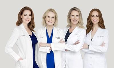 Dr. Lisa Cassileth, Dr. Leslie Memsic, Dr. Heather Richardson, Dr. Kelly Killeen; Bedford Breast Center
