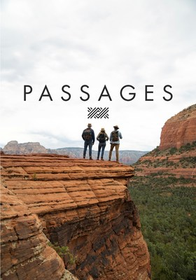 Cast of PASSAGES in Sedona, Arizona
