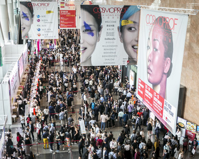 Cosmoprof Asia 2019, the reference event for beauty companies and professionals in the Asian continent, will take place 12–15 November 2019.