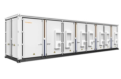 Sungrow to Supply Energy Storage Systems for a 15MW/32MWh Storage Portfolio in the U.S.