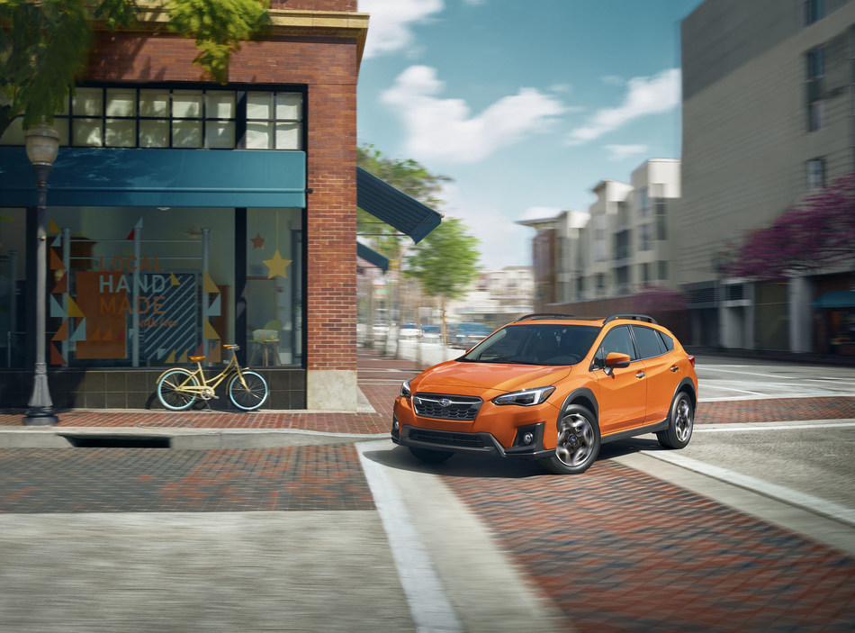 The most capable crossover in its segment is getting an extra dose of convenience, with the 2020 Crosstrek offering new standard and available features at a competitive price. (CNW Group/Subaru Canada Inc.)
