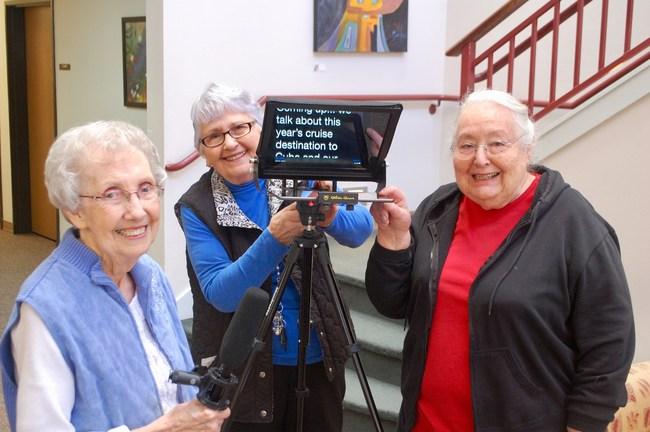 (PRNewsfoto/Brookdale Senior Living)