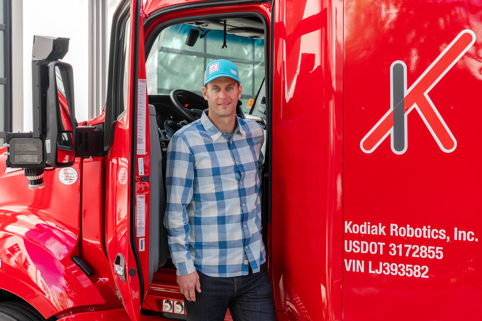 Kodiak Robotics, a startup developing self-driving technology to revolutionize long-haul trucking, today announced that Jamie Hoffacker has joined the company as head of its hardware division.  Hoffacker was formerly with Lyft and Google.
