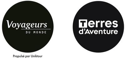 Logo : Voyageurs du Monde / Terres d'Aventure (Groupe CNW/Voyageurs du monde)