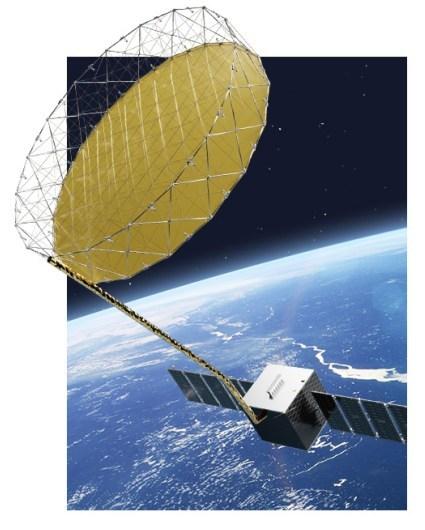 """EOS to create its own radar microsatellite constellation """"EOS SAR"""""""