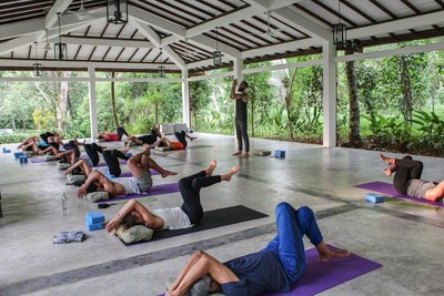 Wellness for the mind: For Ayurvedic techniques designed to calm and align the body and mind, escape to Kalutara, Sri Lanka's boutique Plantation Villa surrounded by fragrant coconut, cinnamon and pepper plantations where yoga, meditation and veganism transports you to a higher plane.