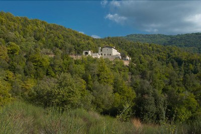 Emerito, a digital detox retreat in Italy's Umbria valley founded by former fashion designer Marcello Murzilli
