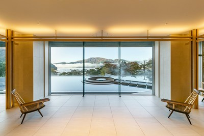 Valleys, hot spring baths, ryokan inns and Mount Fuji enter your photo frame in Hakone, Japan, as do more than 100 artworks at Hakone's Open-Air Museum. Hotel featured: HAKONE ASHINOKO HANAORI