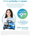 Cox Boosts Speeds of Low-Income Internet Product by over 65 Percent Across Footprint