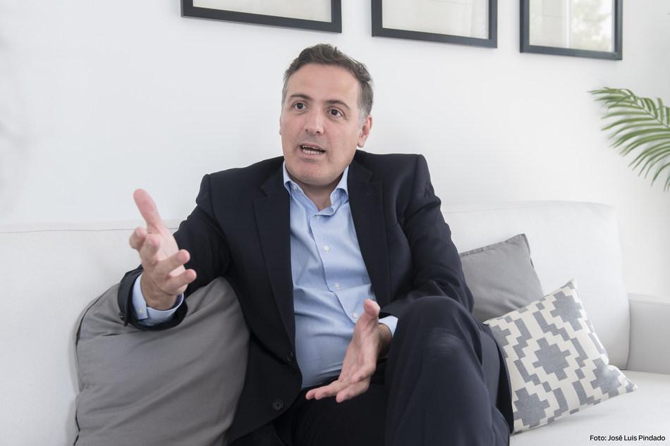 David Martínez, CEO AEDAS Homes