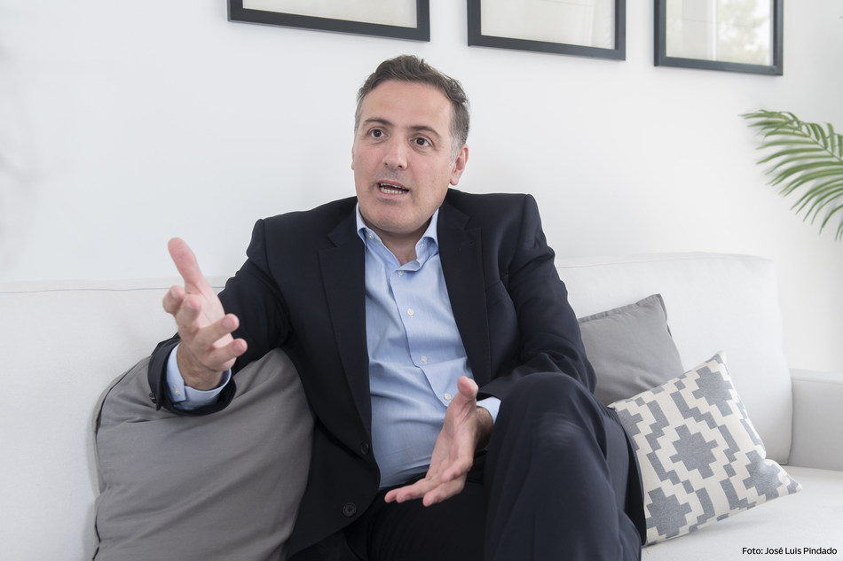 David Martínez, CEO AEDAS Homes