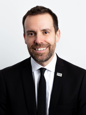 Frédérick Gaudreau, nouveau commissaire à la lutte contre la corruption (Groupe CNW/Commissaire à la lutte contre la corruption)