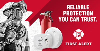 First Alert and the Canadian Volunteer Fire Services Association (CVFSA) are partnering this Fire Prevention Month to help families across the country protect what matters most and achieve whole home safety.