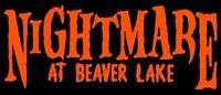Nightmare at Beaver Lake Logo