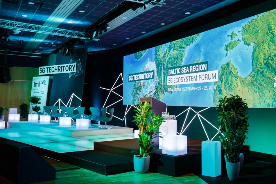 The first-ever 5G policymakers' hackathon will take place during the 5G Techritory Forum