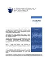 EATech Press Release 20190710