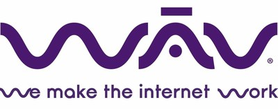 WAV, Inc. Logo (PRNewsfoto/WAV, Inc.)