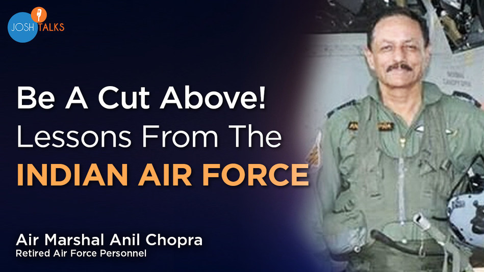 Josh Talks collaborates with the Veterans of Indian Air Force on the occasion of 88th Indian Air Force Day  Dateline City: National, October 09, 2019