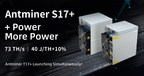 Bitmain announces two new Antminer 17 series miners at World Digital Mining Summit