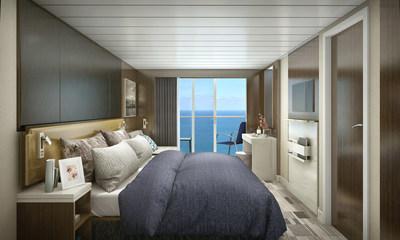 Norwegian Spirit - Balcony Stateroom