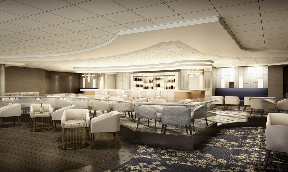 Norwegian Spirit - Magnum's Champagne & Wine Bar