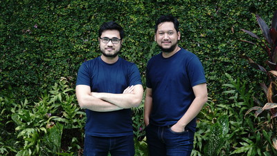 Faris Rahman, Cofounder & CTO of Nodeflux and Meidy Fitranto, Cofounder & CEO of Nodeflux.