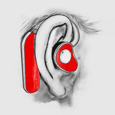 Illustration of Earbud