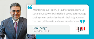 FedRAMP is enabling agencies to safely and securely access a wide range of cloud-based technologies without having to invest heavy amounts of time and resources.