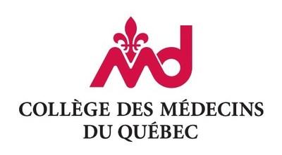 Logo : Collège des médecins du Québec (CMQ) (Groupe CNW/Ordre des infirmières et infirmiers du Québec)