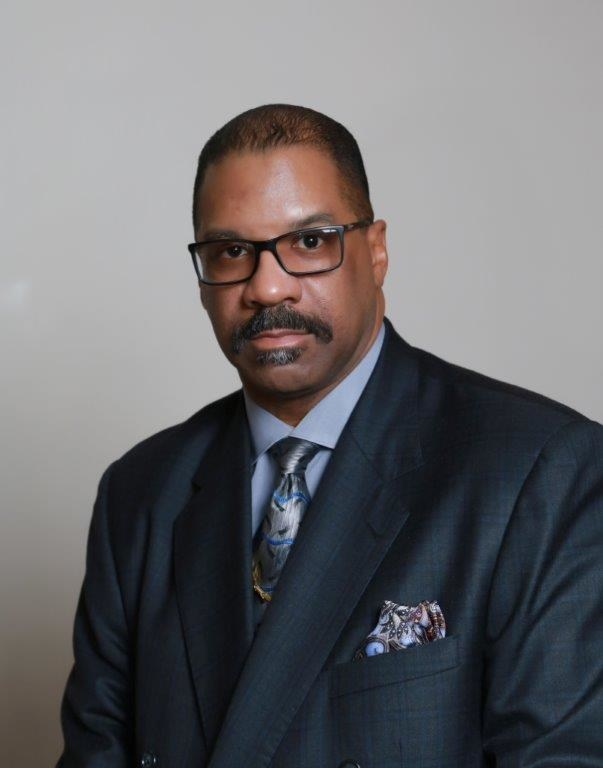 Pastor Bishop J. Drew Sheard