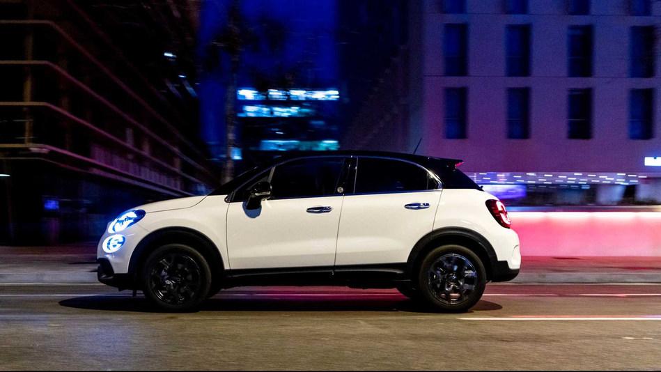 2019 Fiat 500X 120th Anniversary Edition