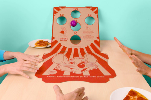 Chuck E. Cheese Delivers More than Pizza with New 'Must-Have' for Family Game Night