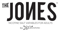 The Jones the premier nicotine salt pods and disposable e-cigarettes for adults