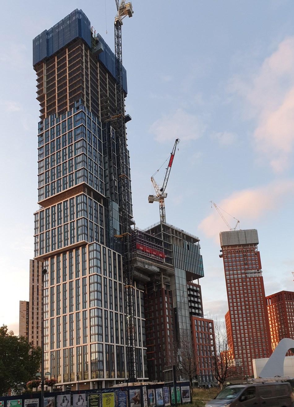 DAMAC Tower Nine Elms, London