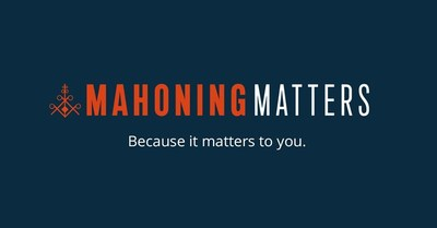 Mahoning Matters launches October 10, 2019 | mahoningmatters.com