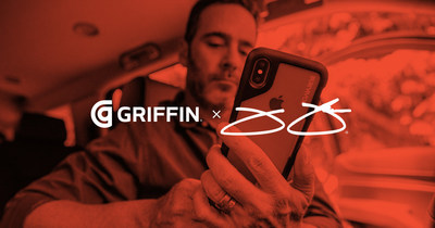 Griffin Announces Brand Partnership with Jimmie Johnson, Seven-Time NASCAR Cup Series Champion